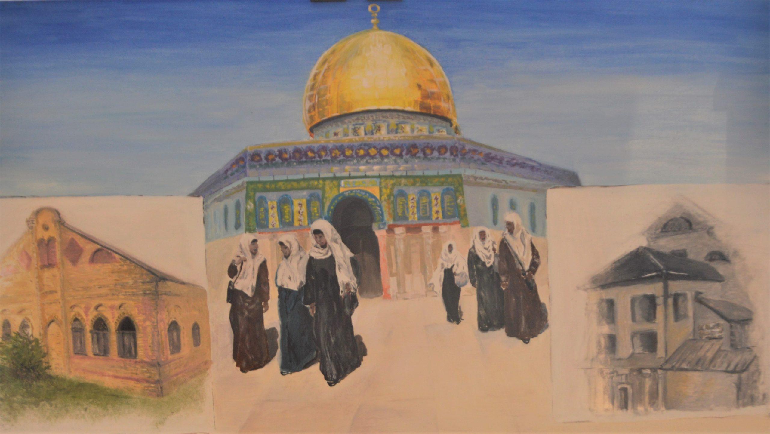 """Marina Aukštuolienė. """"Pasaulio sinagogos""""."""